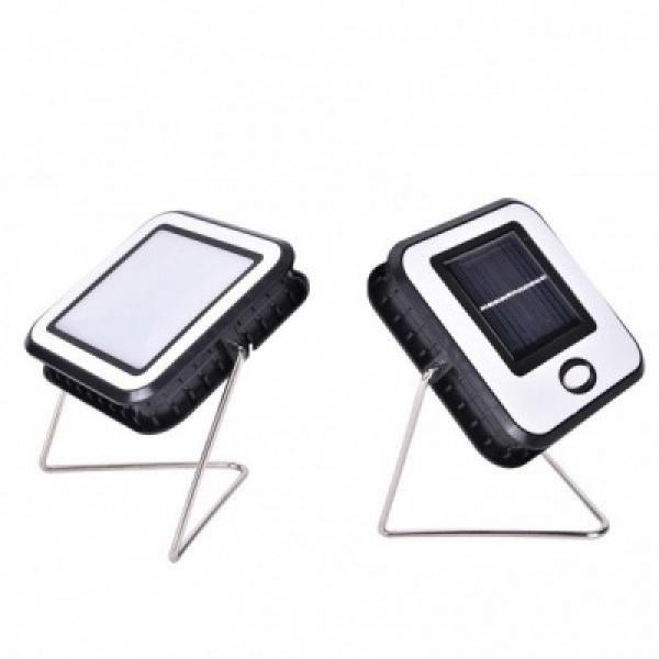 Proiector solar 10 w, 10 de led-uri, autonomie 15 ore