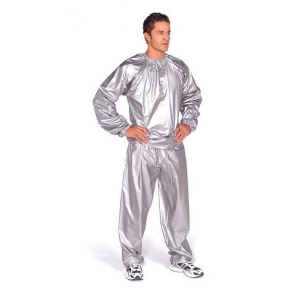 Sauna Suit, costumul de sauna care te ajuta sa transpiri