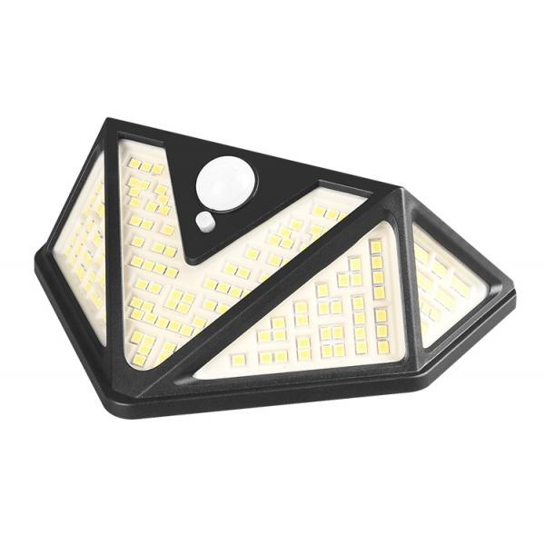 Lampa solara PREMIUM 166 LED
