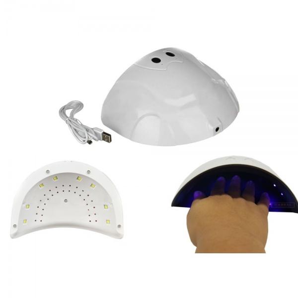 Lampa LED K2, pentru uscarea gelurilor de unghii