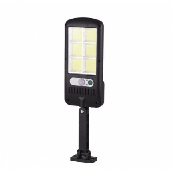 Lampa solara de exterior , senzor de miscare , 3 moduri , 150 LED COB