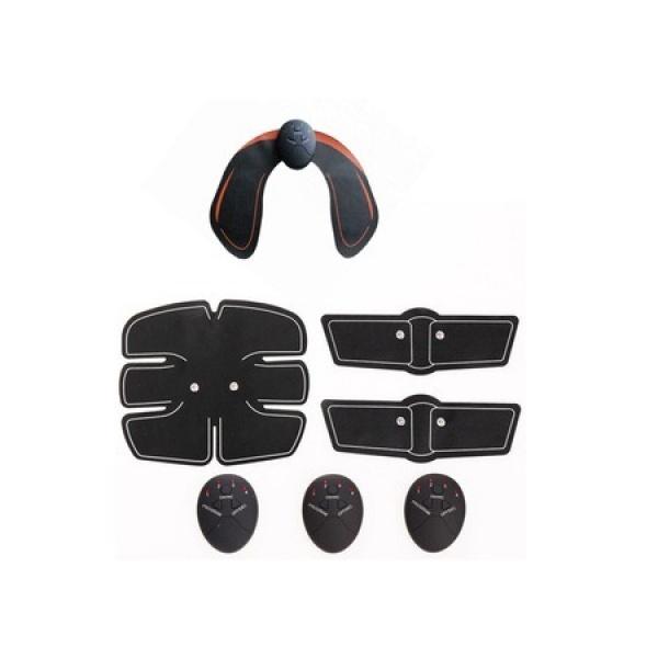 Set 5 aparate pentru electrostimulare musculara si tonifiere, Renkai RK-
