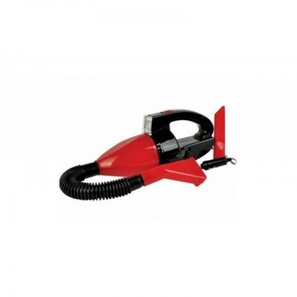 Aspirator auto Vacuum Cleaner ROSU/NEGRU