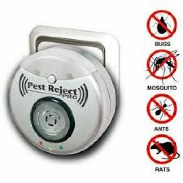 Dispozitiv cu ultrasunete impotriva daunatorilor pest reject pro