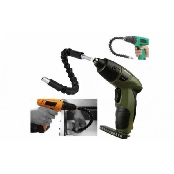 Prelungitor universal surubelnita: flexibil si cap magnetic