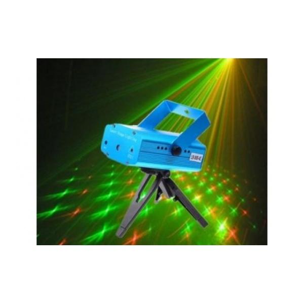 Mini proiector laser cu forme de sarbatori - 5 proiectii