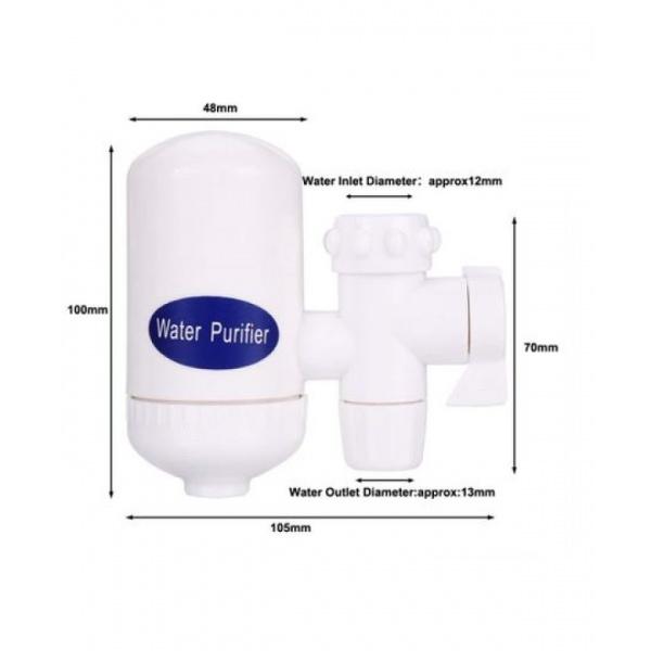 Purificator pentru apa cu filtru activ Nano KDF