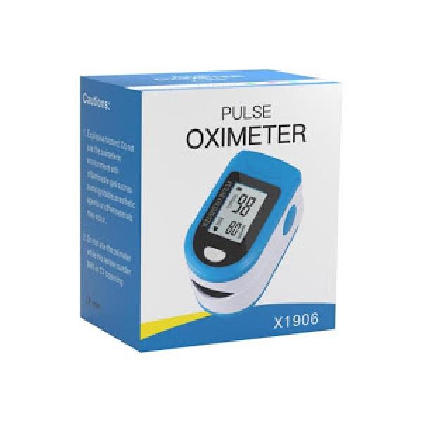 Aparat de masurare puls - Pulsoximetru digital