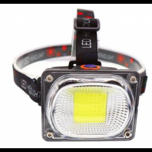 Lanterna reincarcabila de cap cu LED mare 2.5 cm